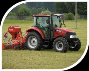 Traktoriai žemės ūkyje
