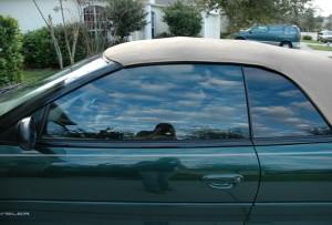 Naujas automobilio stiklas